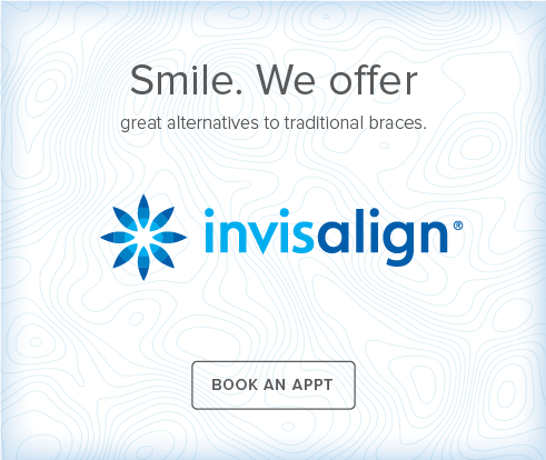We offer Invisalign - Legends Dental Group and Orthodontics