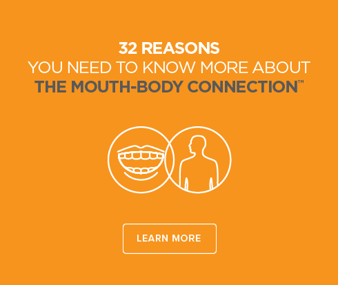 Legends Dental Group and Orthodontics - Mouth-Body Connection